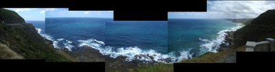 Great Ocean Road Panorama 3